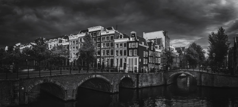 Amsterdam Keizersgracht by Tim Schiphorst