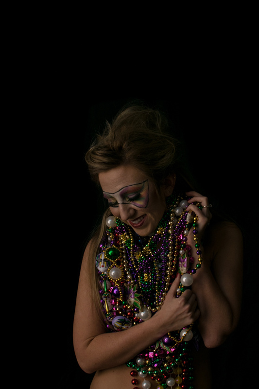 Mardi Gras 2 by Austin Hartt