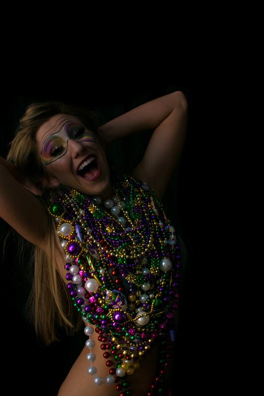 Mardi Gras 4 by Austin Hartt