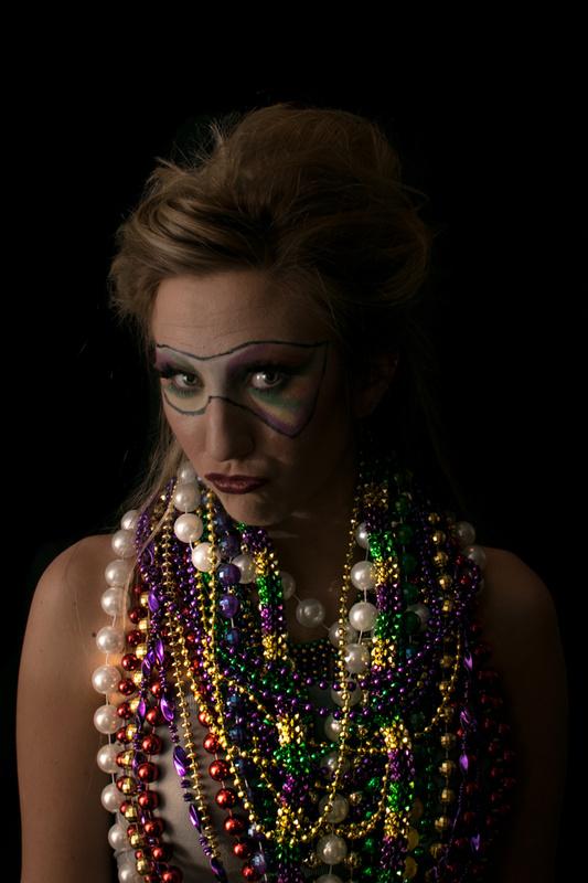 Mardi Gras 3 by Austin Hartt
