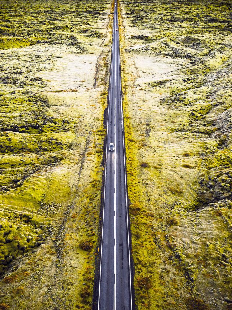 The ringroad by Oskar Ragnarsson