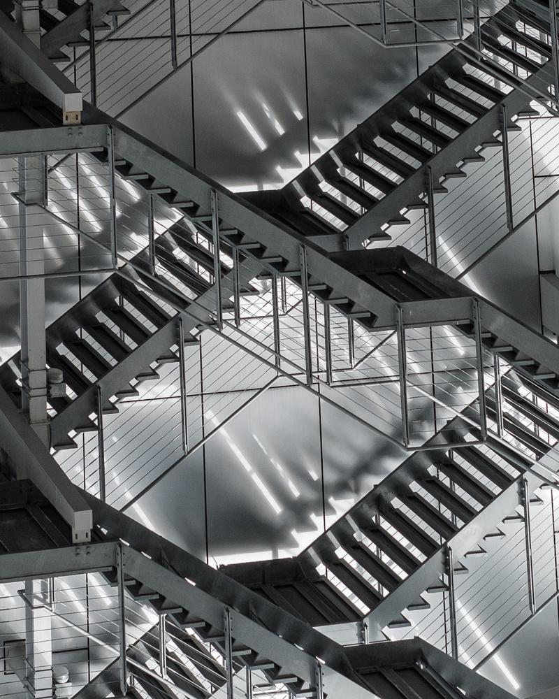Magic Stairs by Javier Borquez