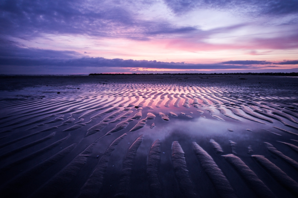 The Dunes by Hugo Hagman