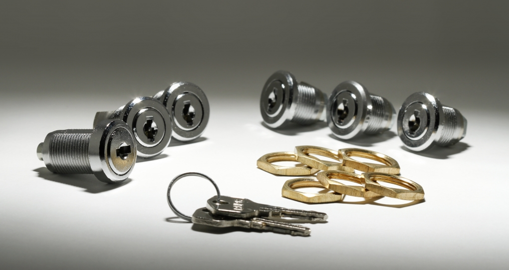 Lock Kit by Niels Lund