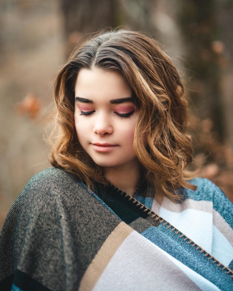Autumn Portrait by Raul Varzar