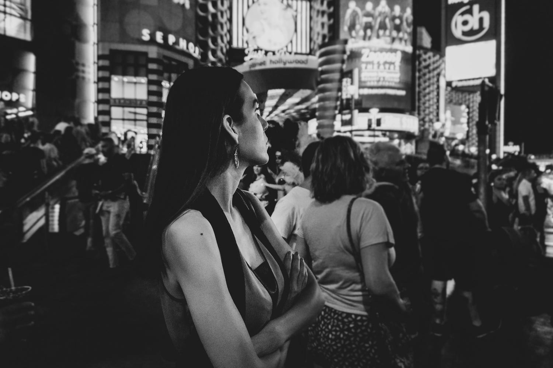 Beauty In The Crowd. by Alldaron Knewitz