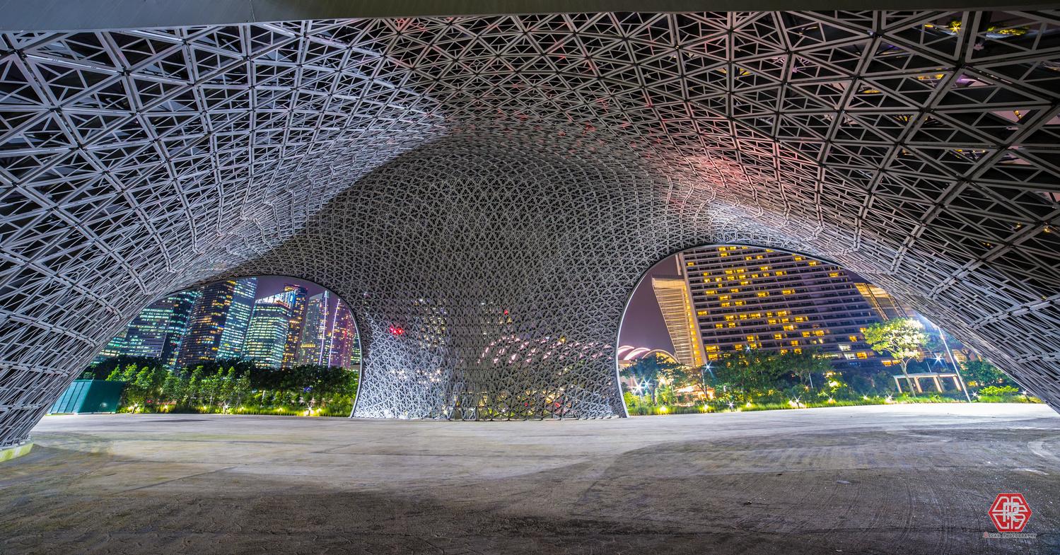 Dome  by Oscar Kaung