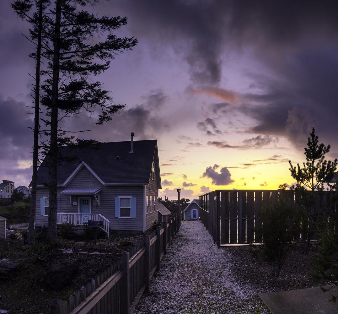 Olivia Beach House by Nick Binkley