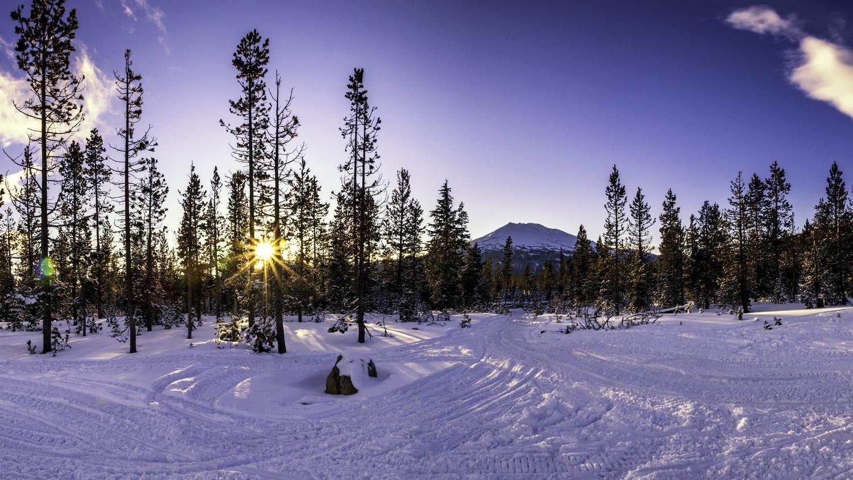 Bachelor  Sunset by Nick Binkley