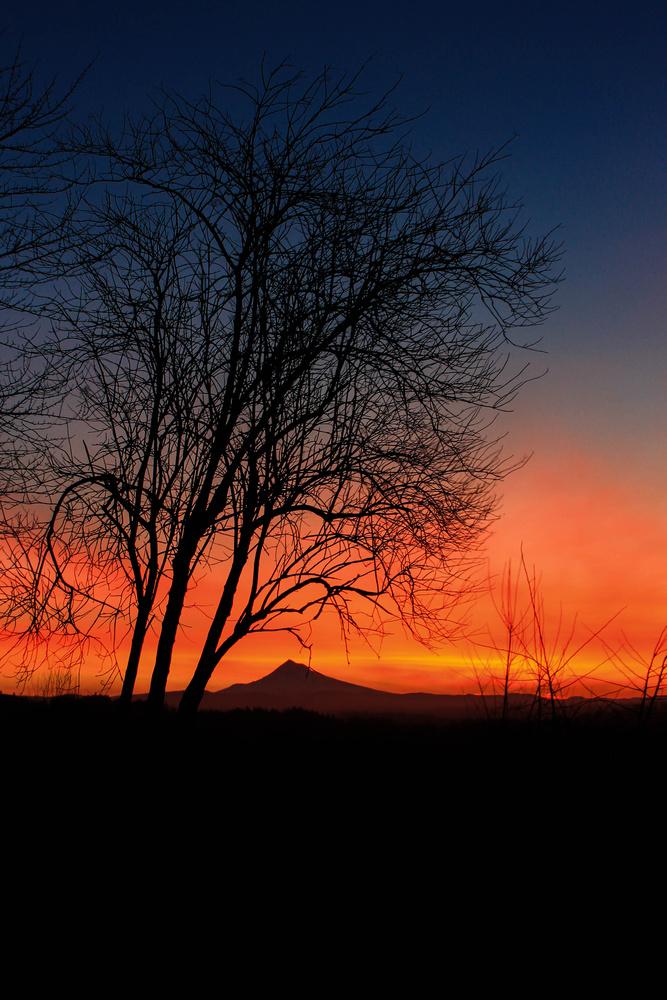 Troutdale Sunrise2 by Nick Binkley