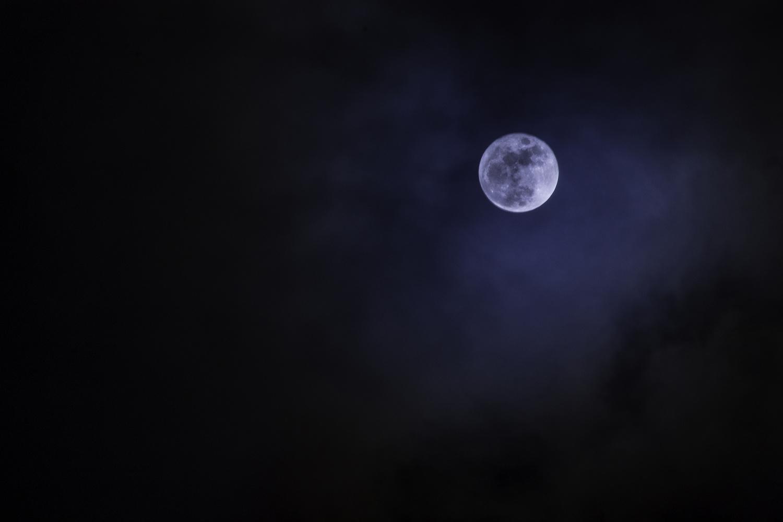 Christmas Cold Moon by Nick Binkley