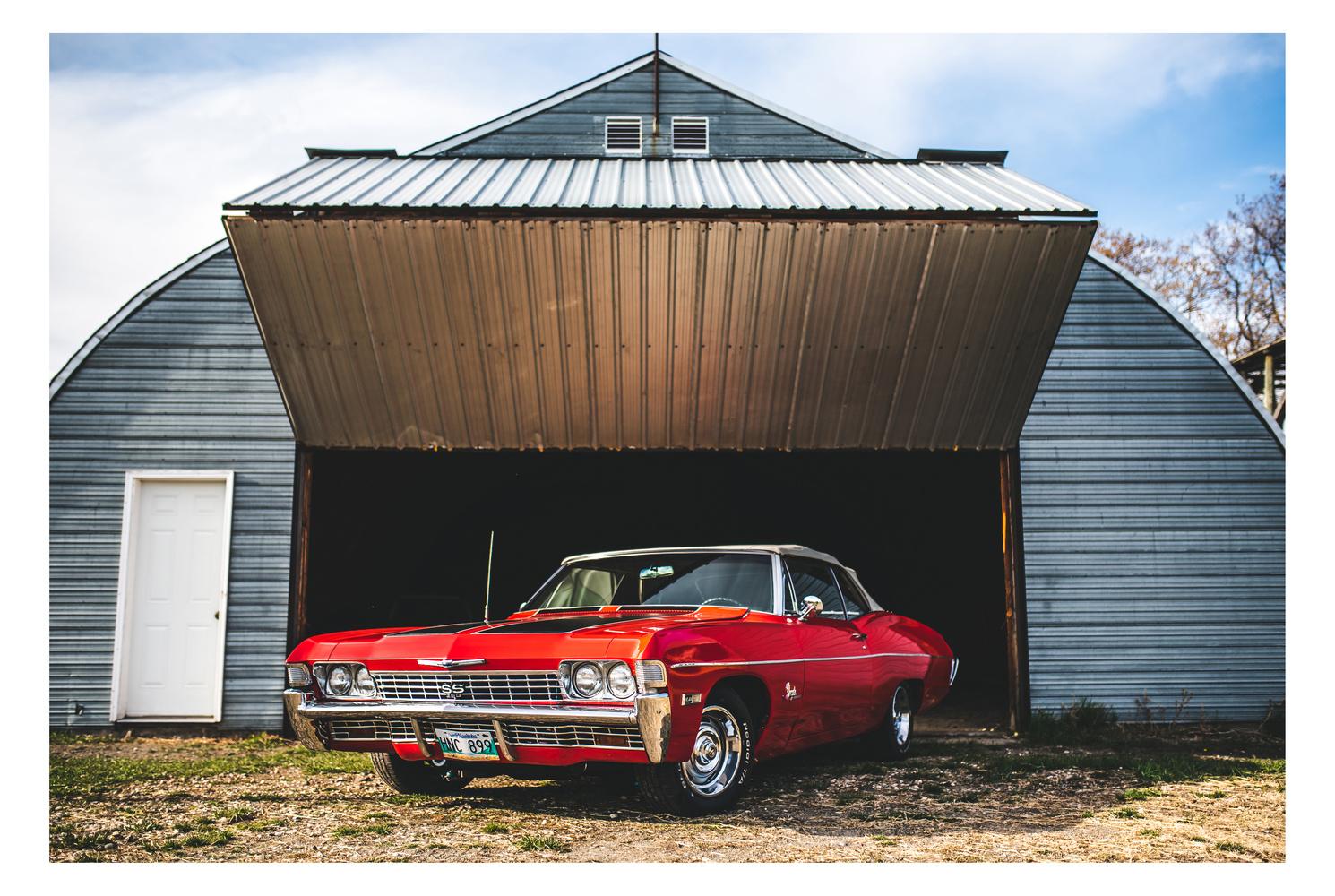 1968 Impala by Alejandro Penner