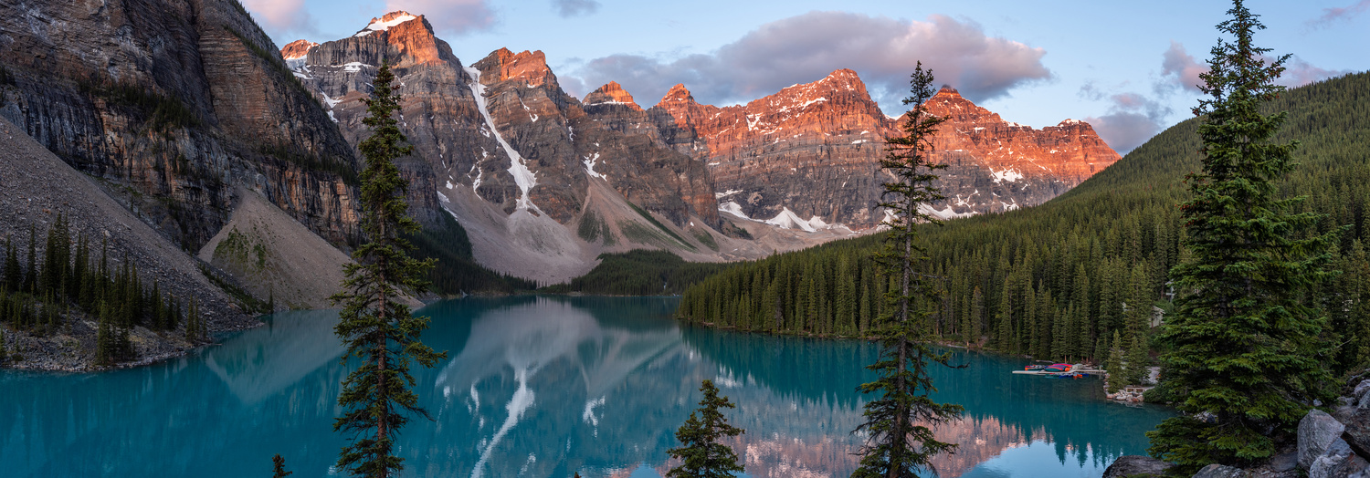Moraine Lake by Alejandro Penner
