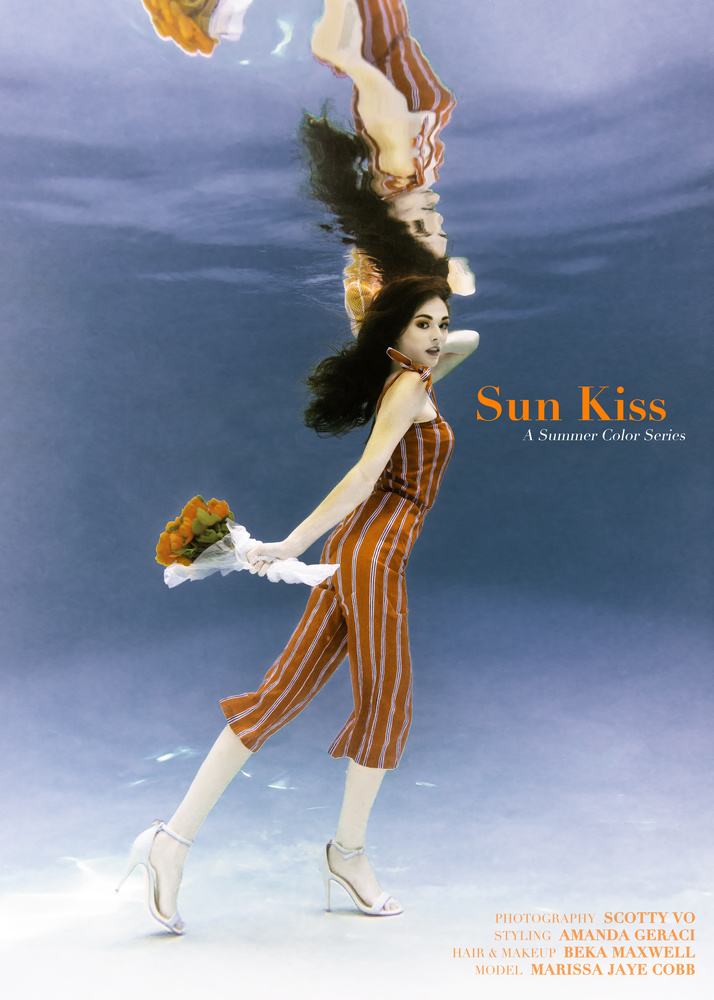 Sun Kiss by Scott Vo