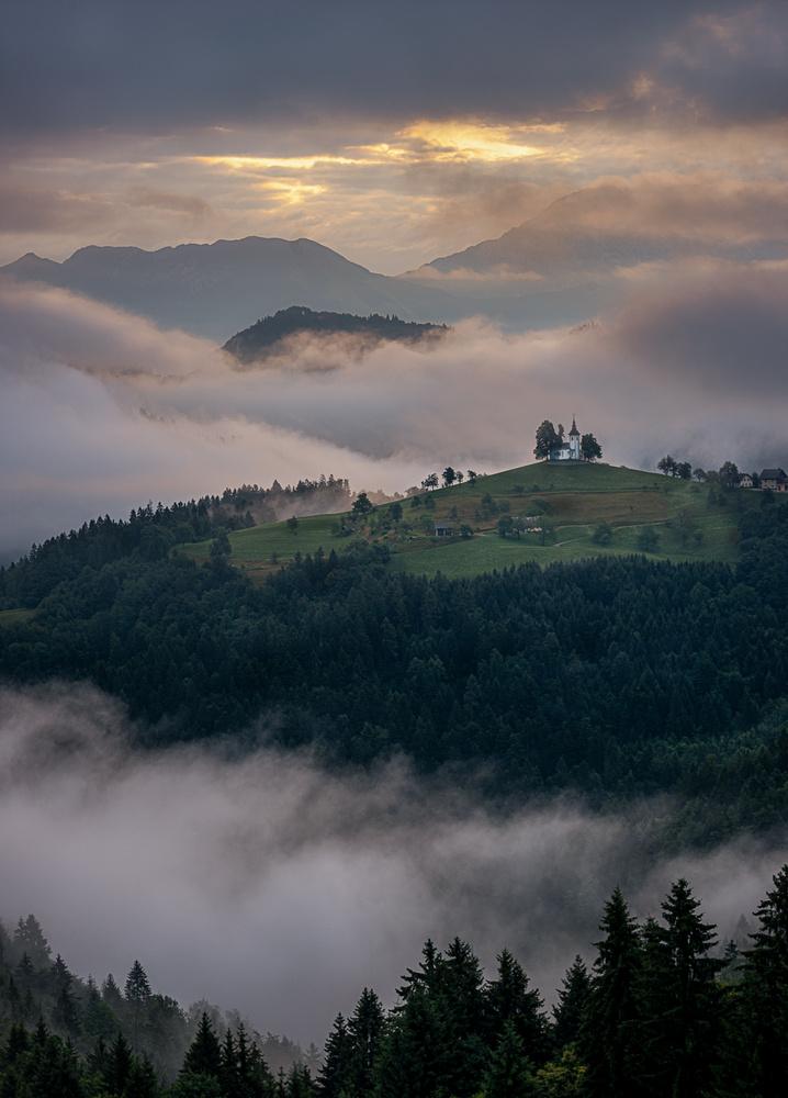 Sveti Thomaz - Slovenia by Sami Kohonen