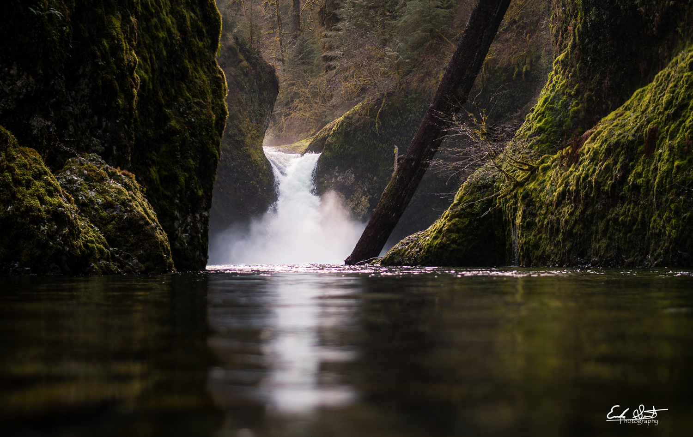 Deep Water  by Erik Strot