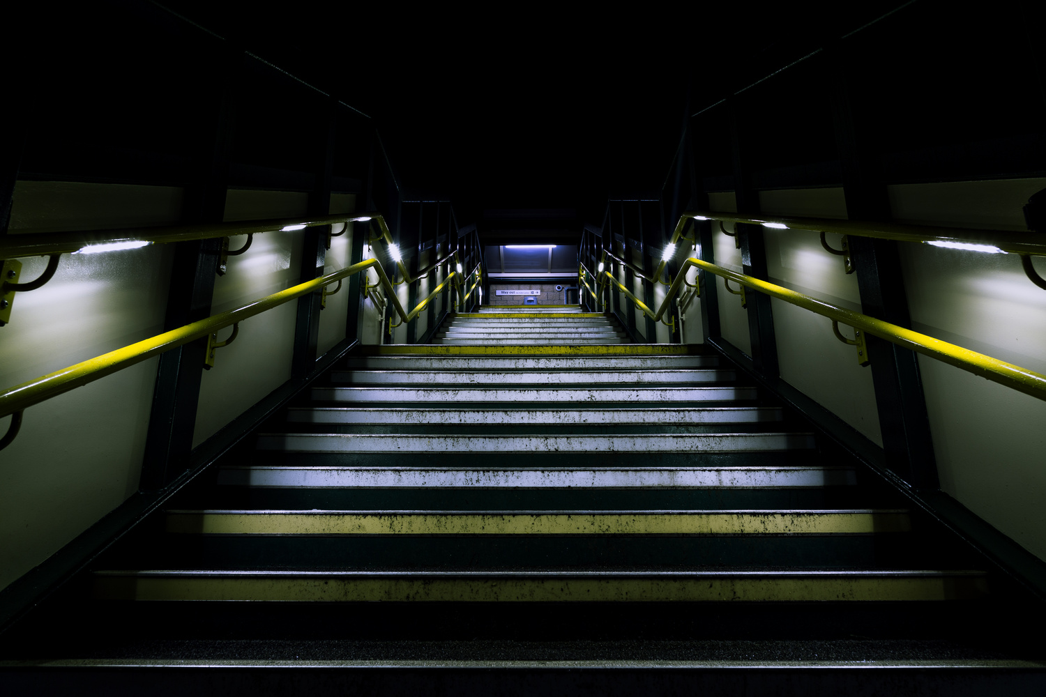 Stairs by Tom Heal