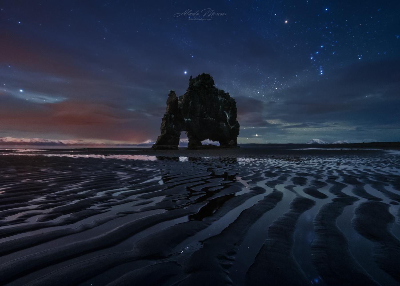 Rhino stars by Alberto Moreno