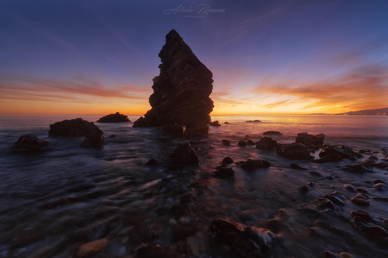 MOLINO SUNSET by Alberto Moreno