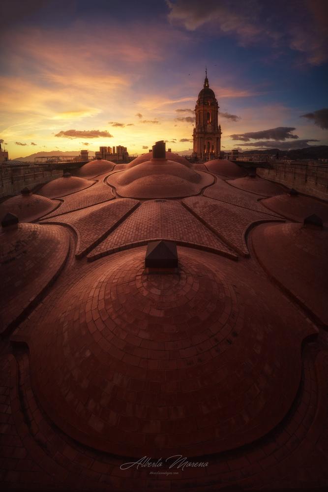 Malaga Cover by Alberto Moreno