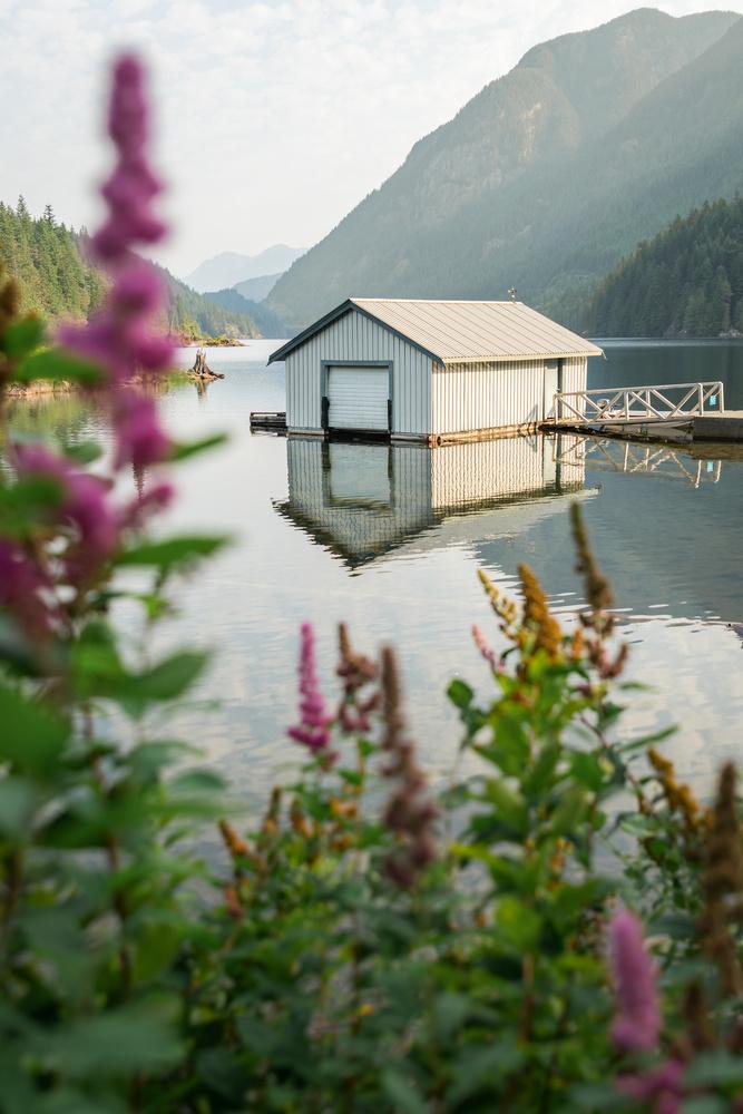Boathouse by Rhys Sharry