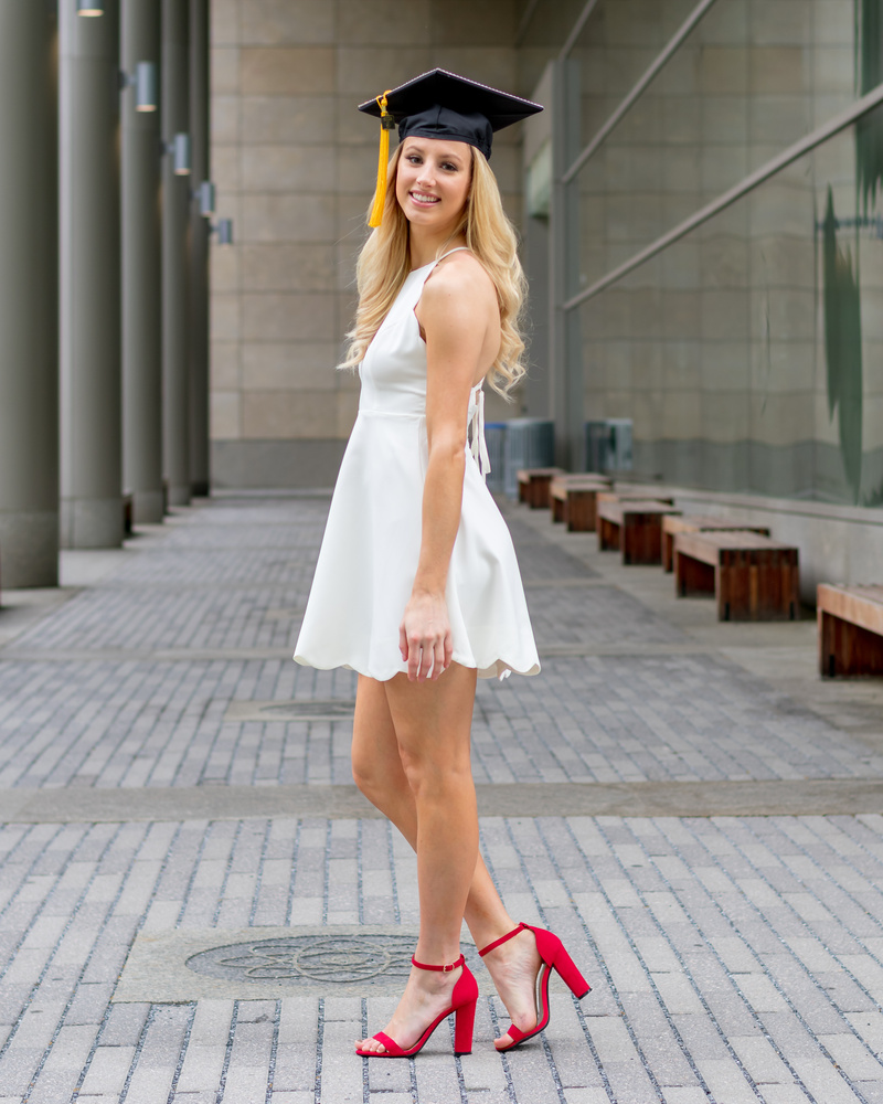 Grad Shoot by Christopher McGillicuddy