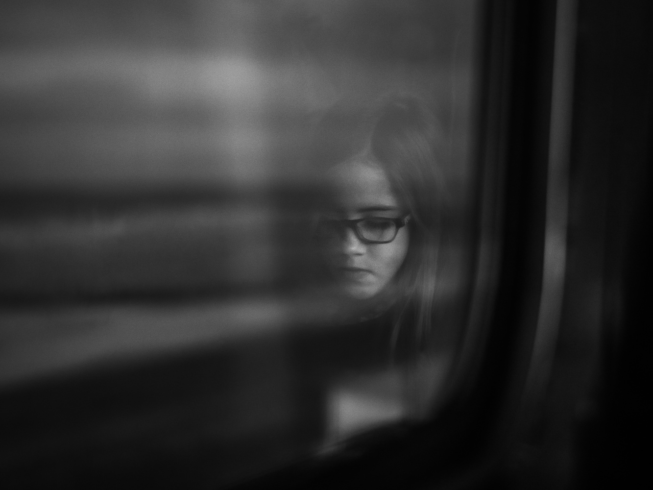 In the train by tomas doe