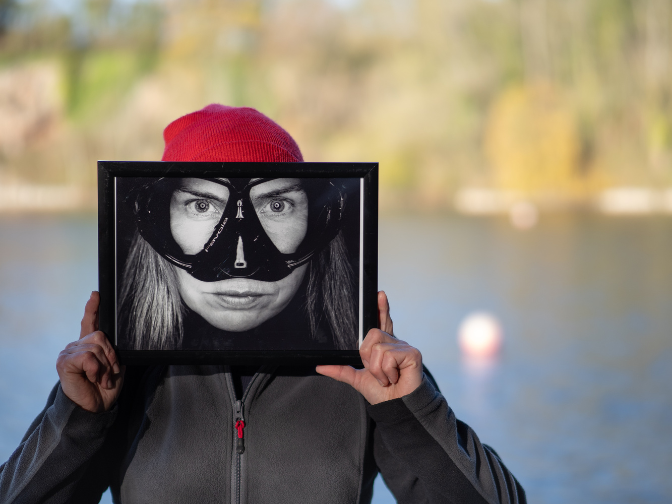 Faces of Divers - Magdalena Wąs by tomas doe