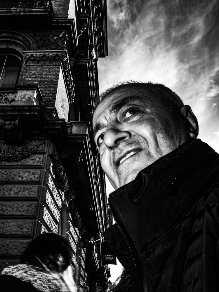 Italian tourist by Tomasz Kowalski