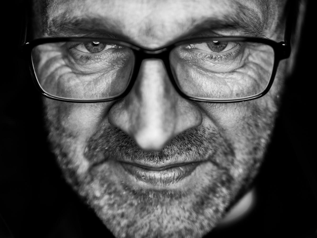 Faces of Divers - Krzysztof Starnawski by Tomasz Kowalski