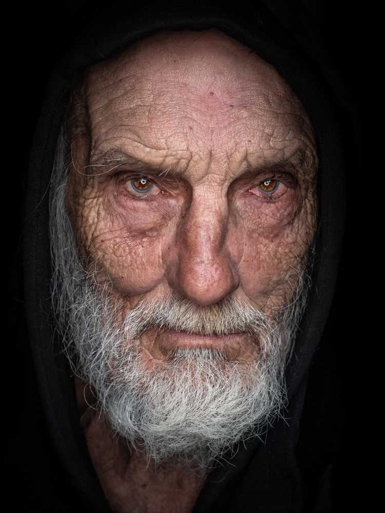 Street Portrait of Tom by tomas doe