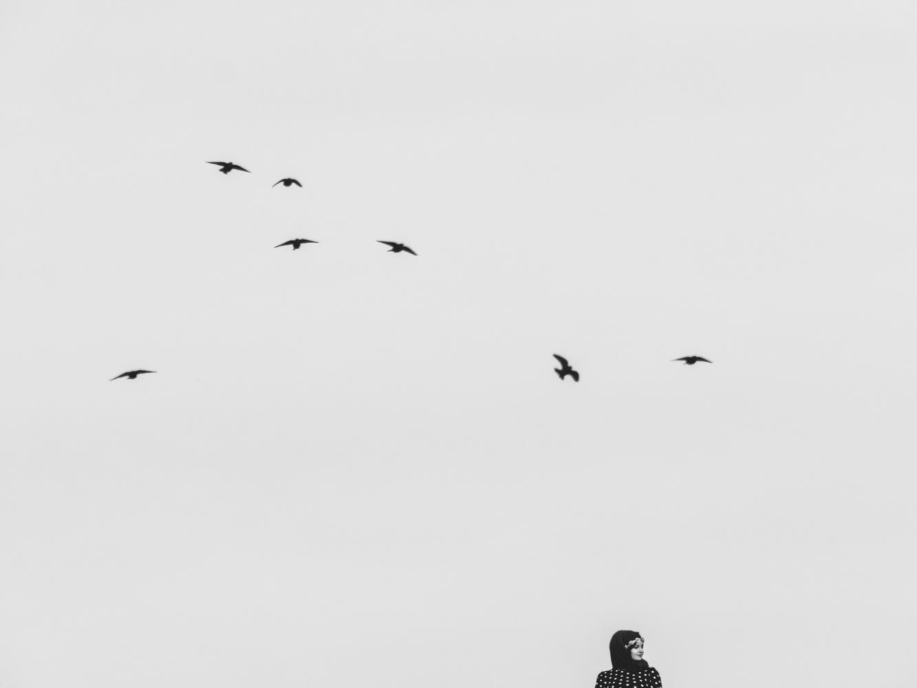 Far away... by Tomasz Kowalski