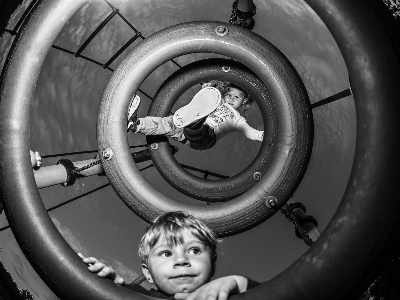 Playground by Tomasz Kowalski