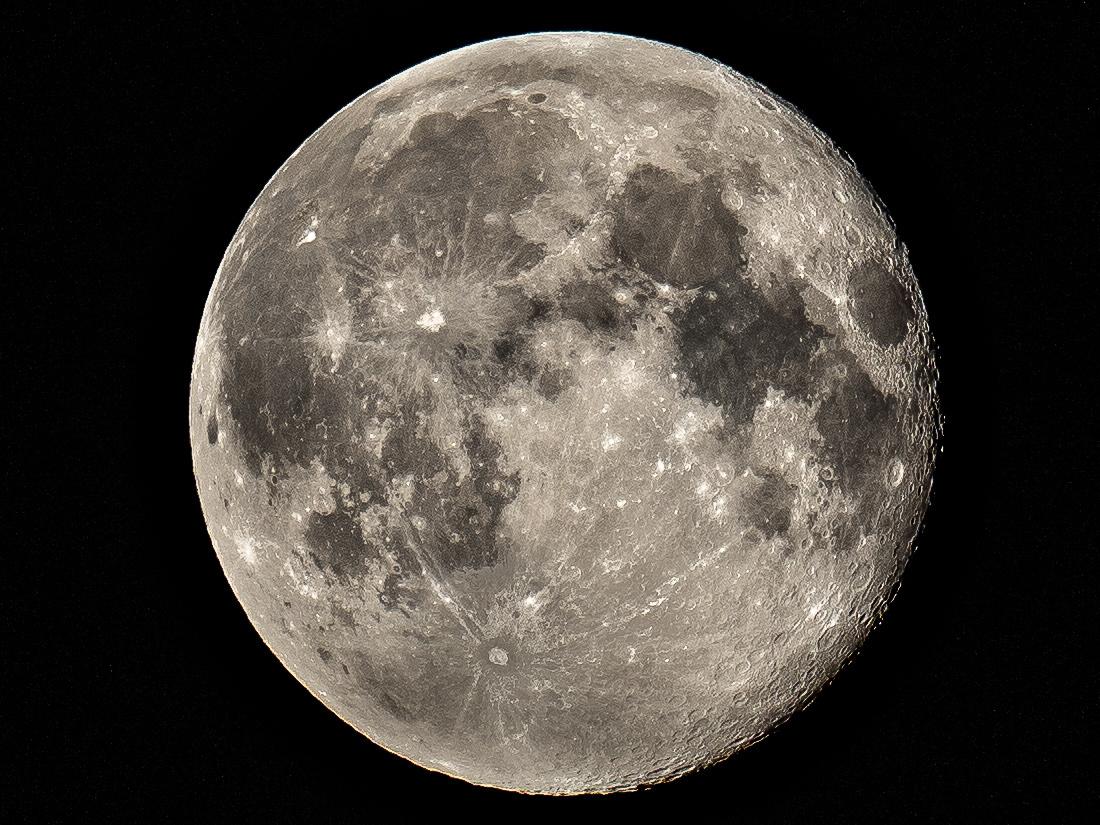 The Moon...  by Tomasz Kowalski