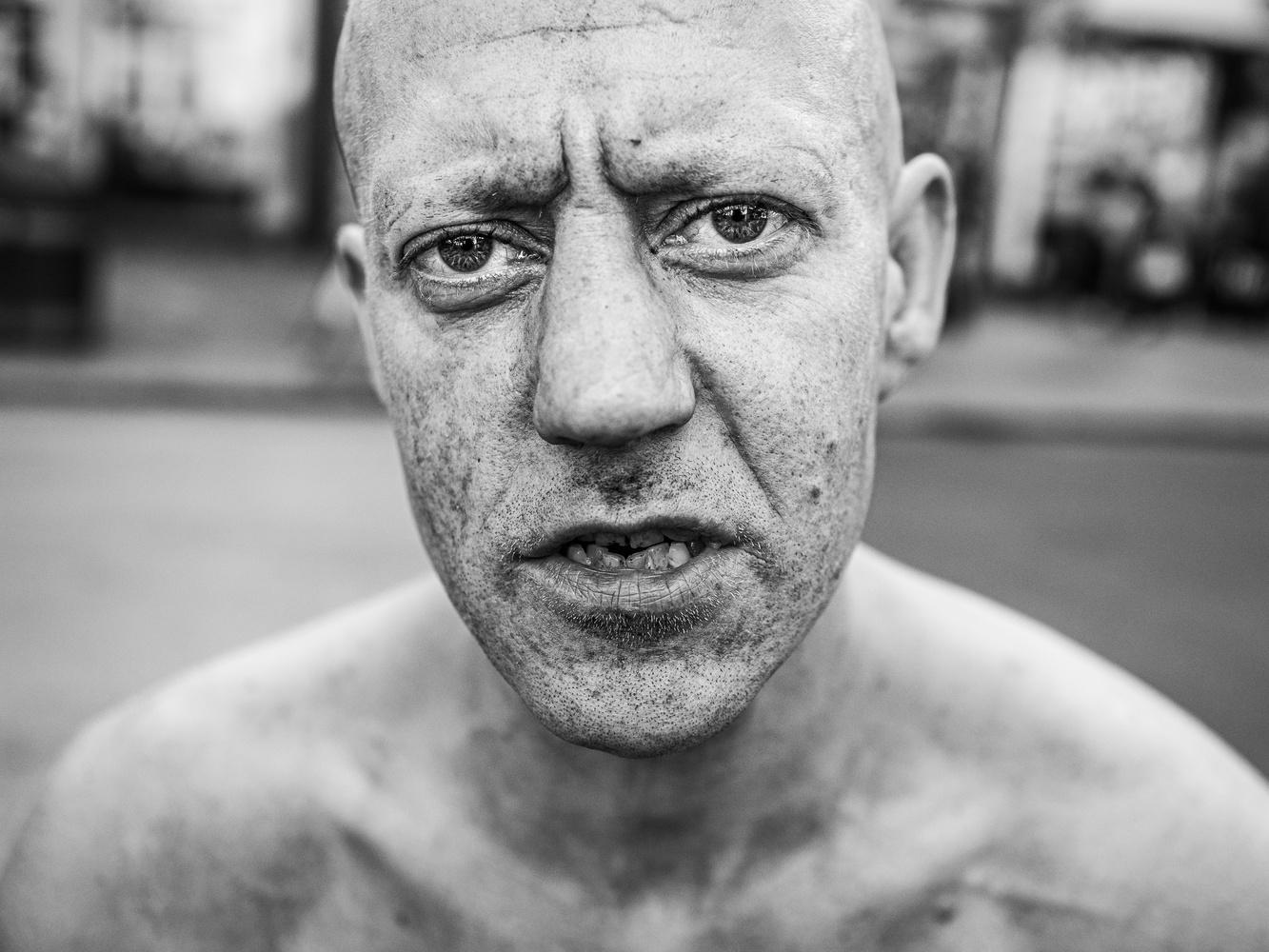 Street life by Tomasz Kowalski