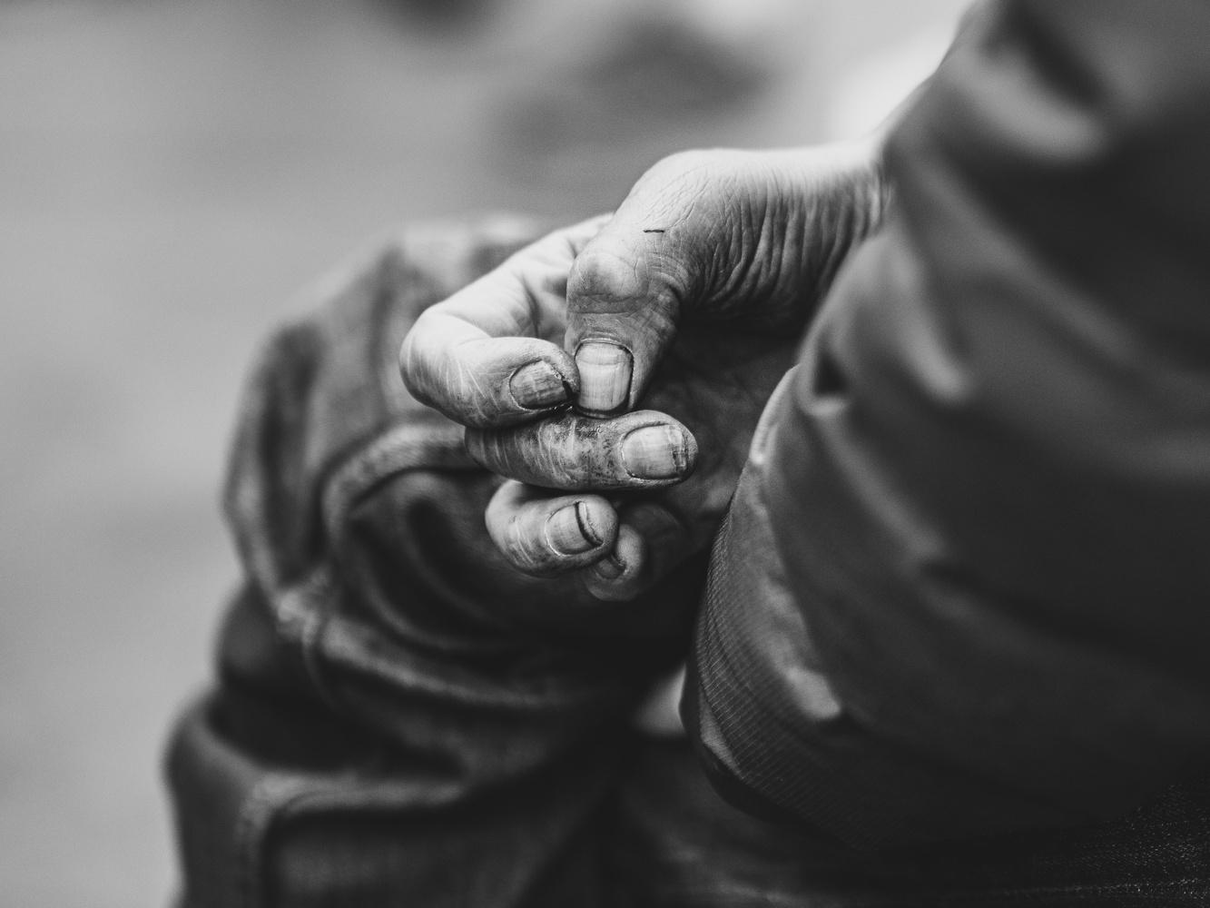 Hands by Tomasz Kowalski