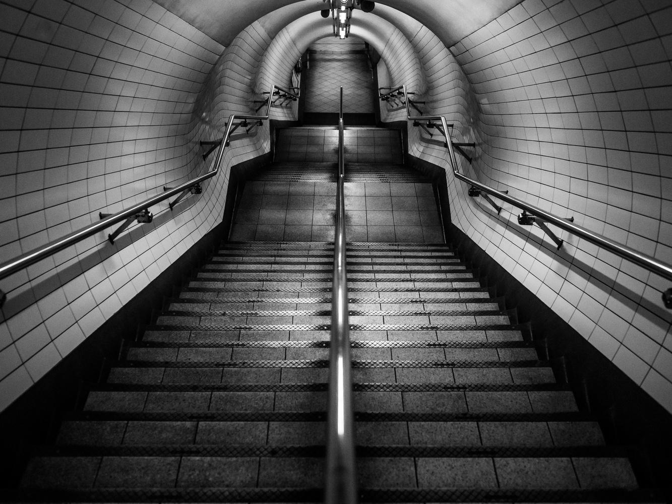 Stairs by Tomasz Kowalski