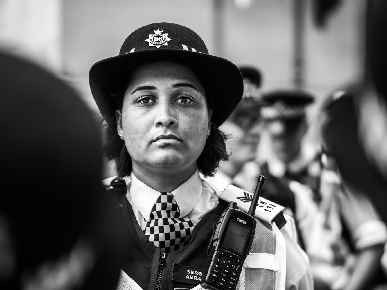 London Cops by tomas doe