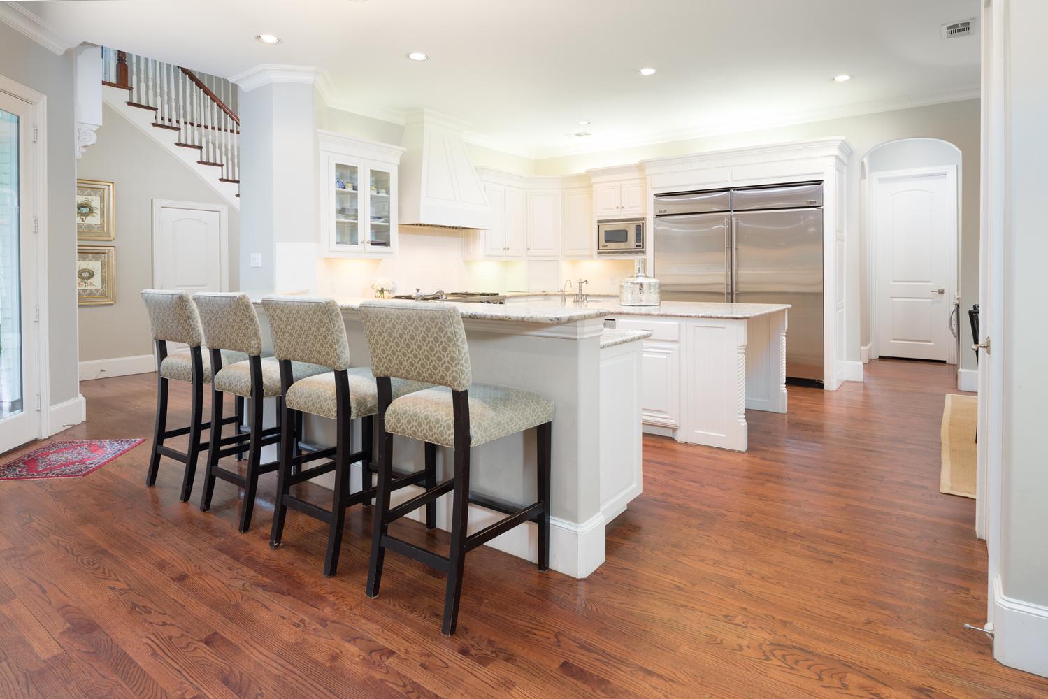 Large Kitchen by Reagan Jobe