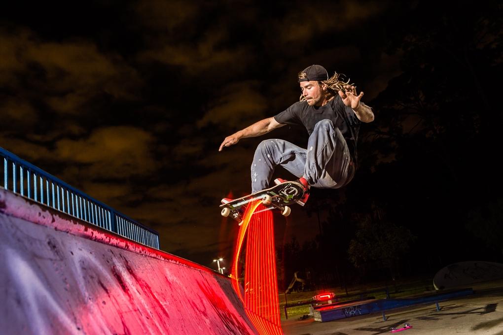 Night Skate by Ryan Ketterman