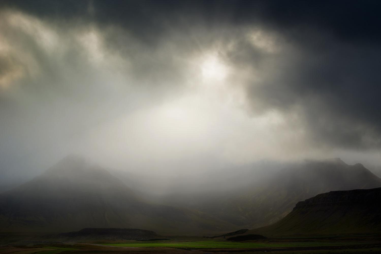 Break in the clouds by Johan Lennartsson