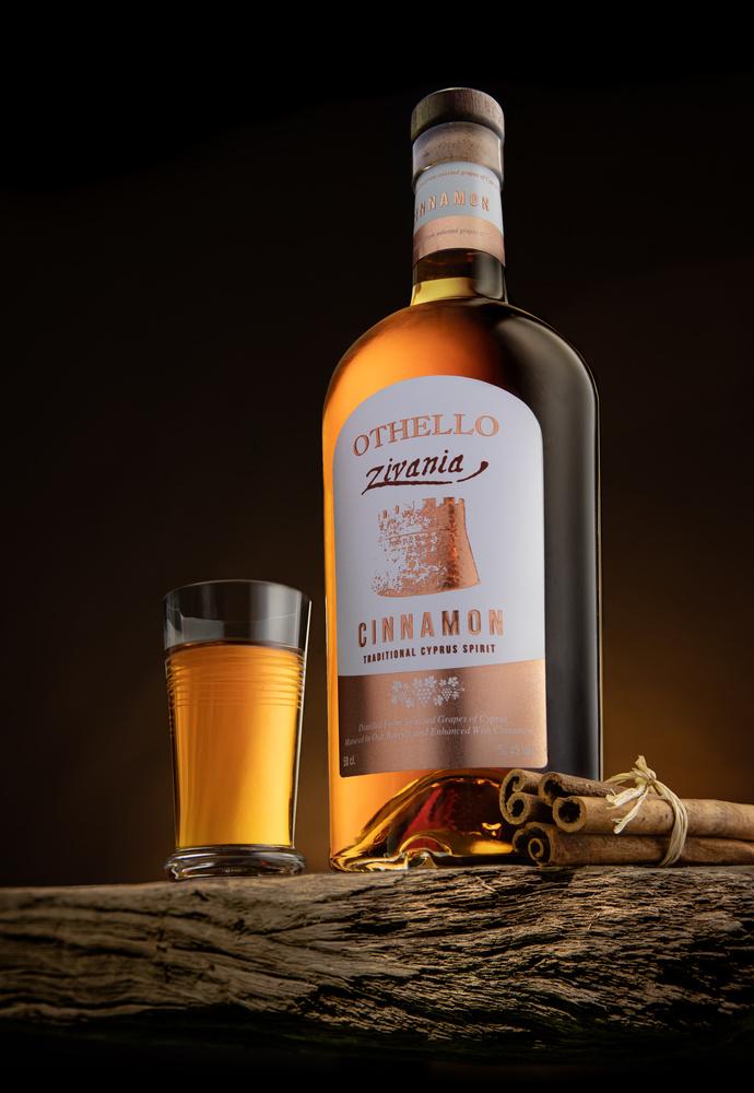 Othello Cinnamon Zivania by Firat Tuzunkan