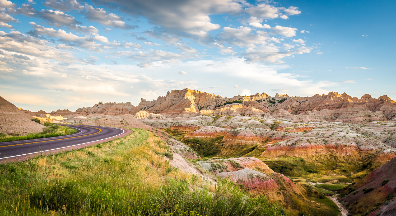 Badlands Beauty by Ken Hilts