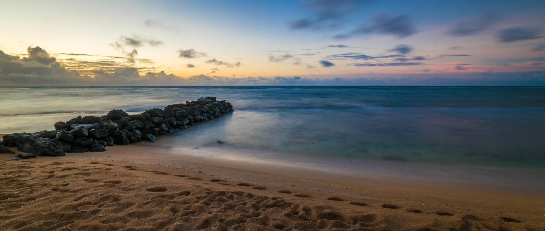 Slow Sunrise by Ken Hilts