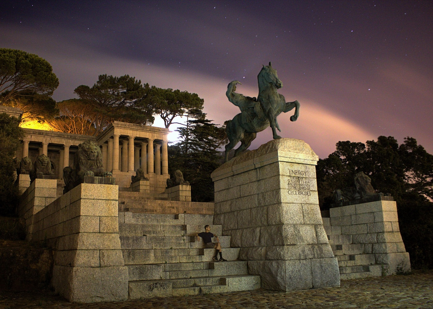 Rhodes Memorial by Alex Sokolovs