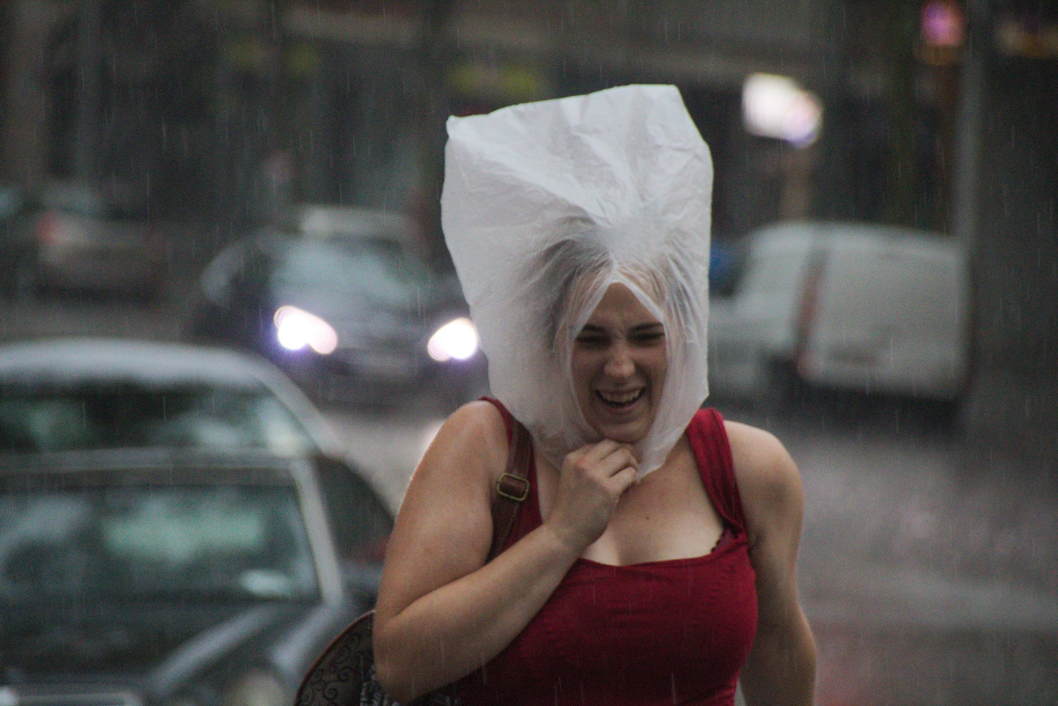 Heavy rain by Alex Sokolovs