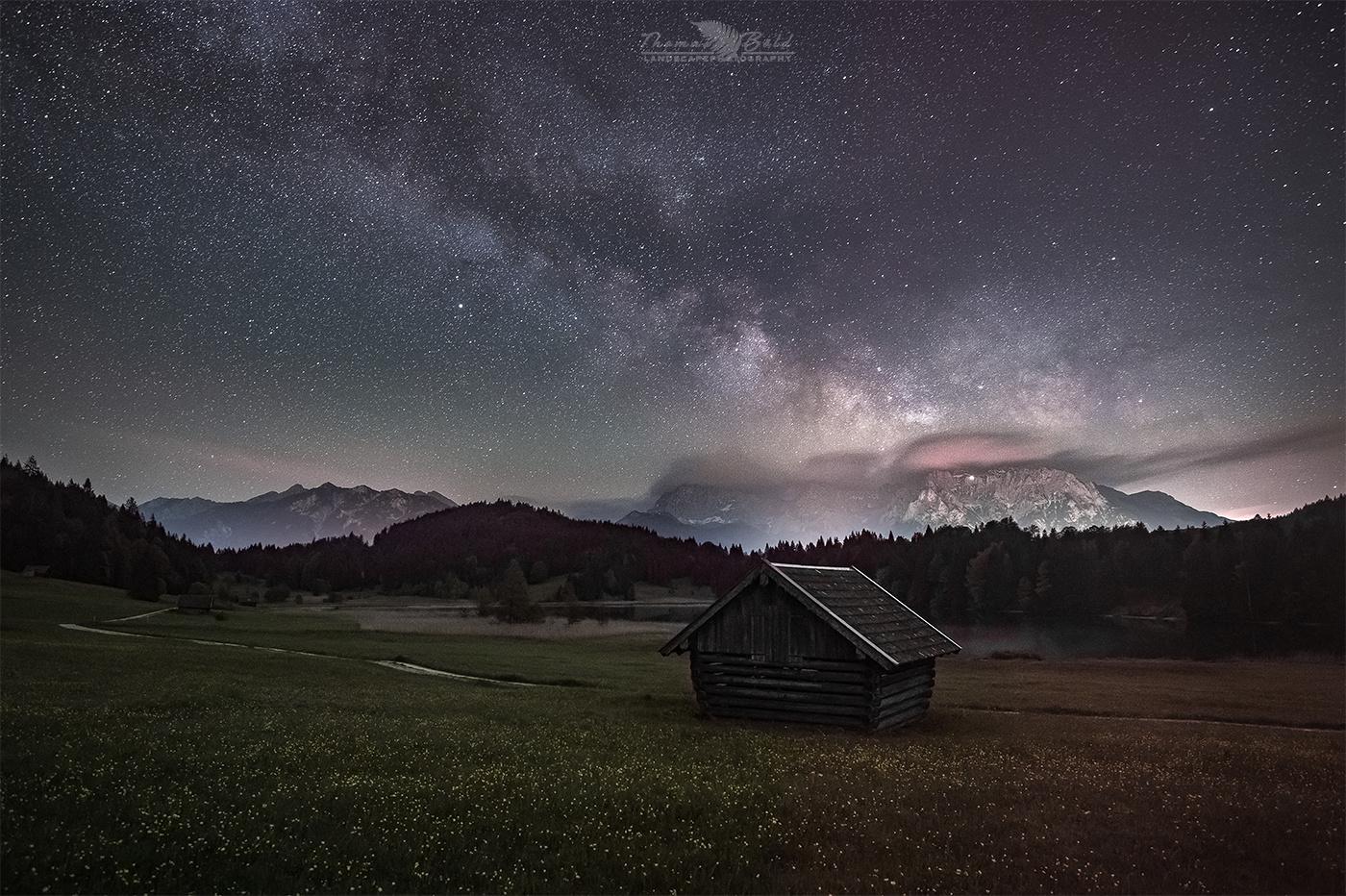 Gerold Nights by Thomas Böld
