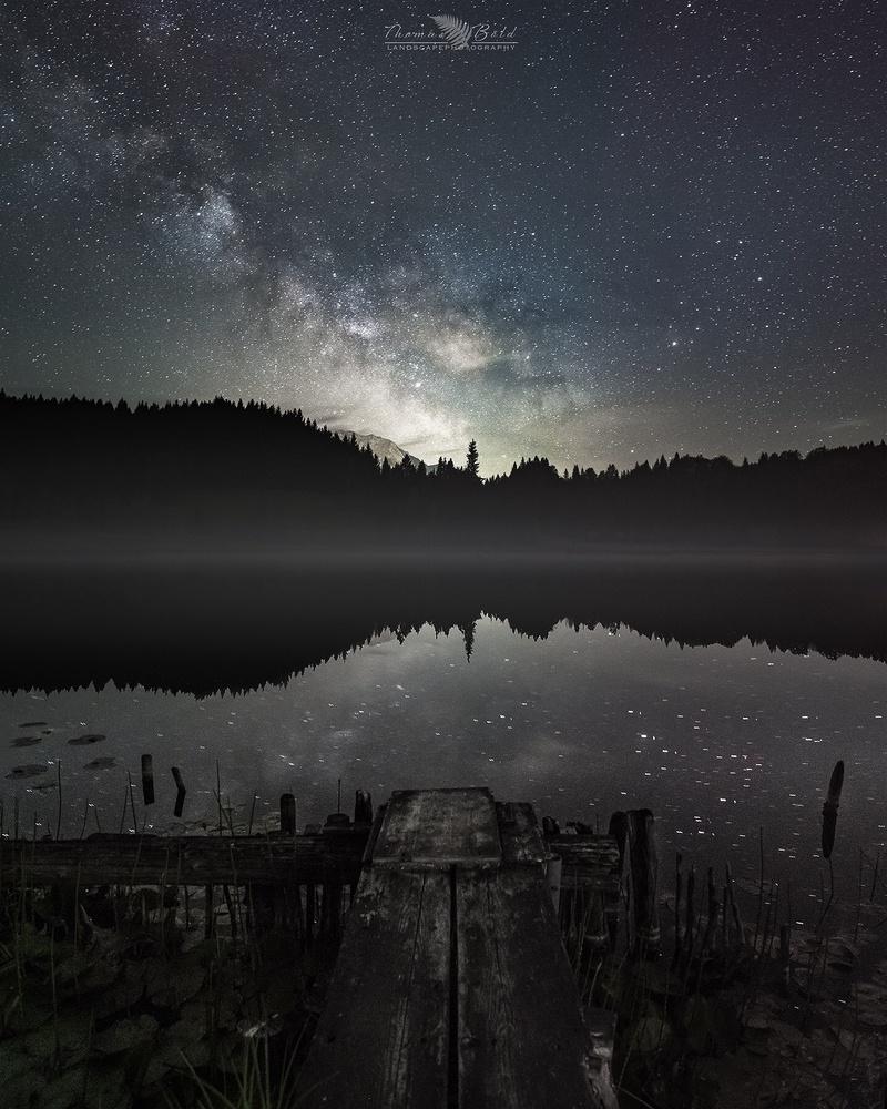 Reflecting the stars by Thomas Böld