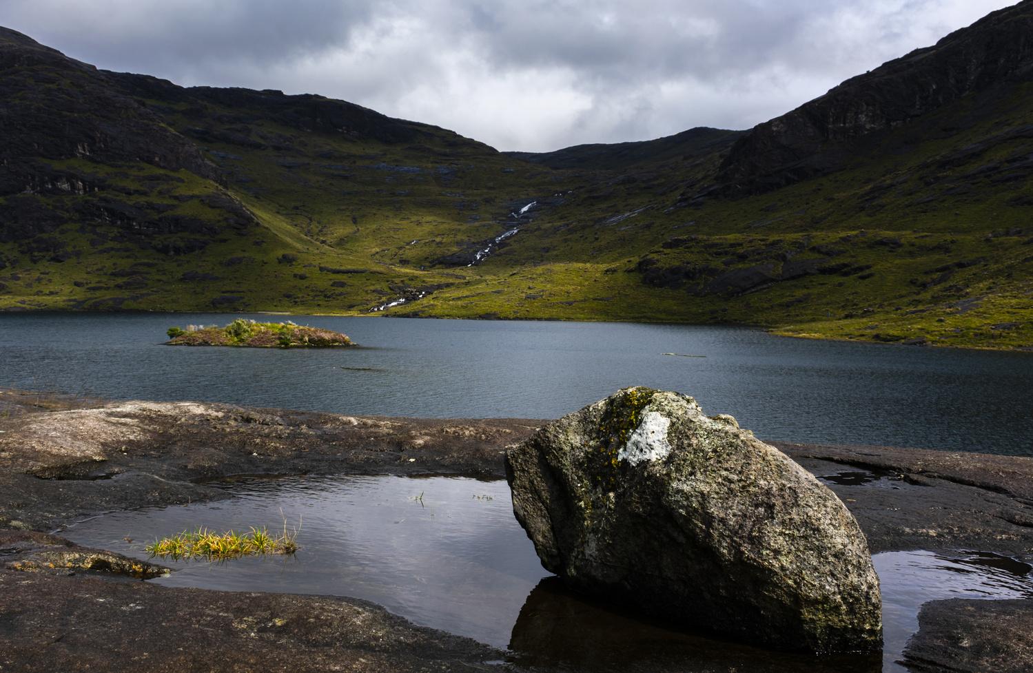 Loch Coruisk by Dániel Spergel