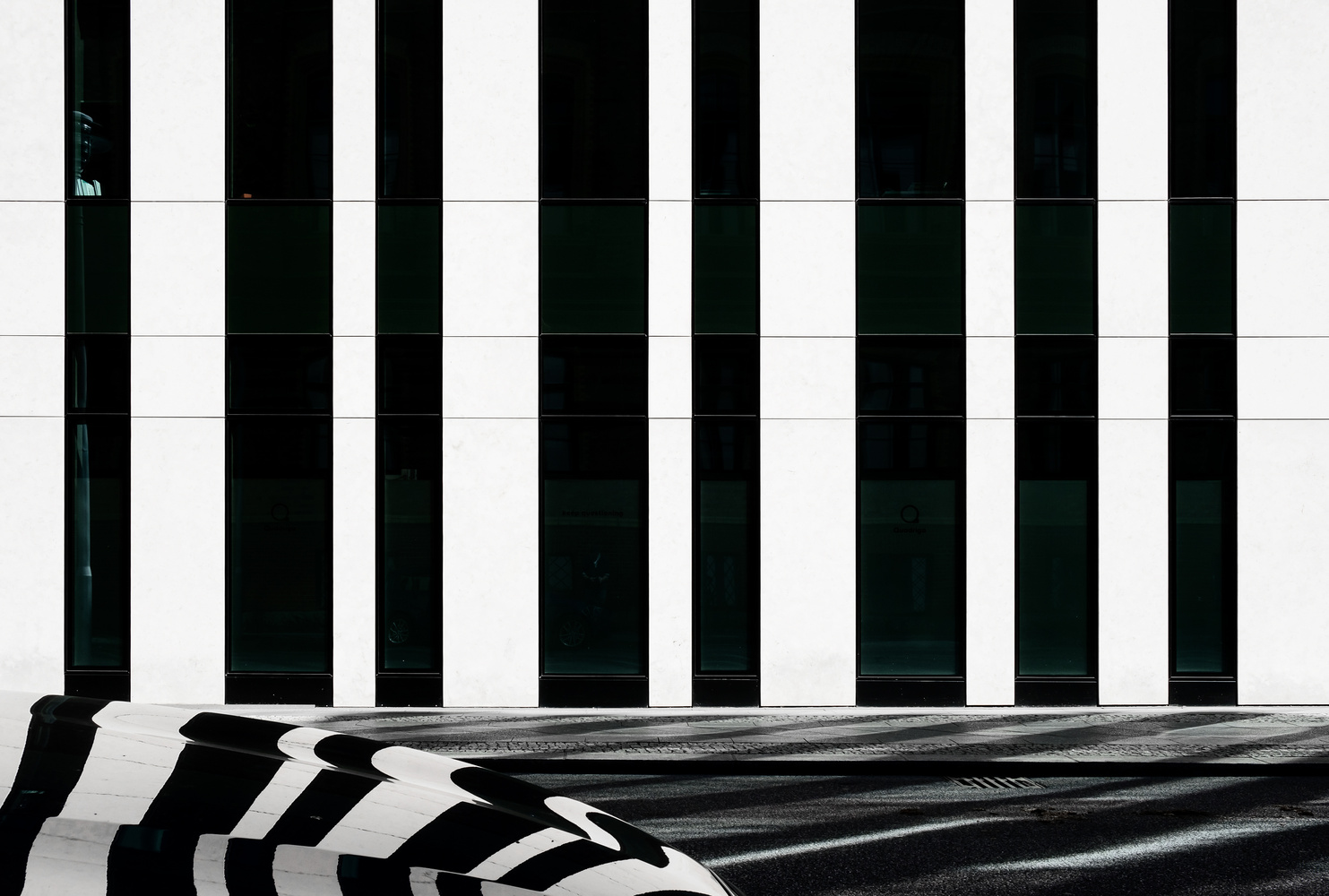 Stripes by Marc Perino